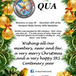 QUA Issue 28 - December 2019